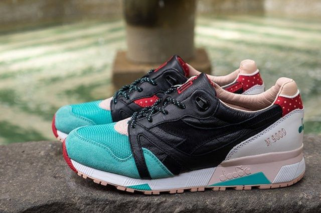 Limit Editions X Diadora N9000 15