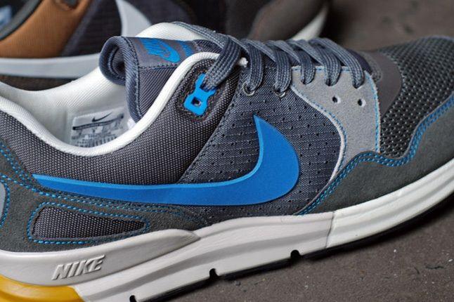 Nike Nsw Lunarpeg89 Blue Midfoot Detail 1
