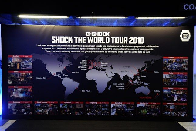 Shock The World Auckland 18 1