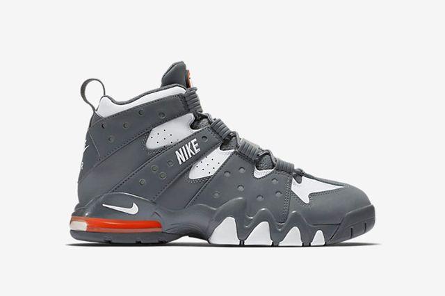Nike Air Max2 Cb 94 Cool Grey Total Orange 4