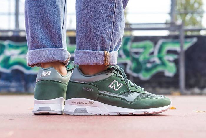 New Balance 1500 Womens Poison Ivy 1