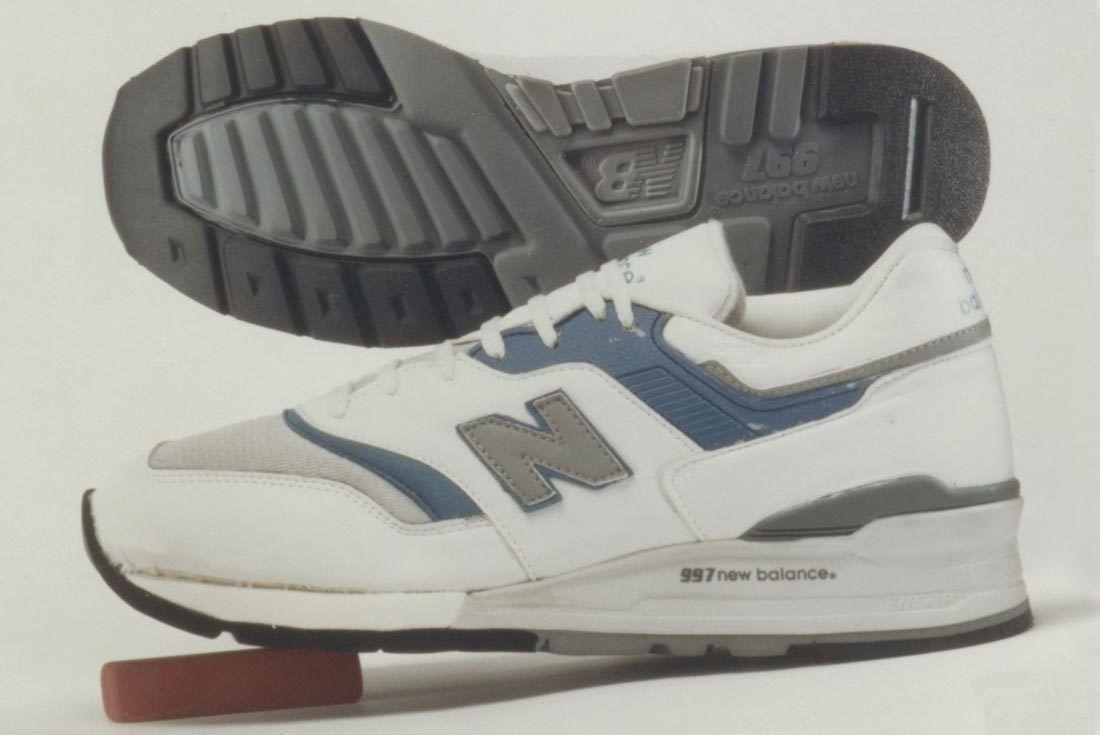 New Balance 997 History 997 1991M997Wt Proto
