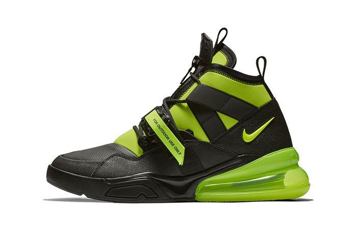 Air Force 270 Volt Sneaker Freaker1