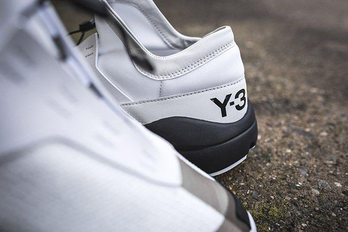 Adidas Y 3 Future Low Crystal White 6