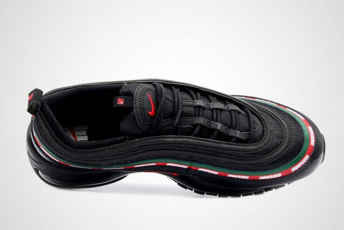 Undefeated X Nike Air Max 97 5