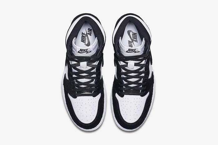 Air Jordan 1 Retro High Og Panda Cd0461 007 Release Date Top Down