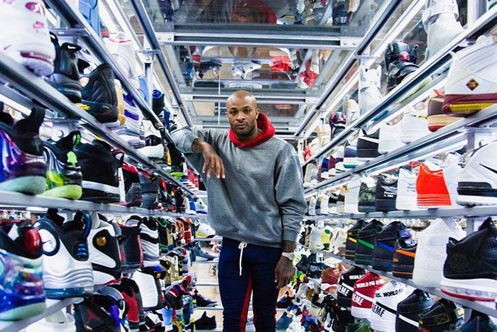 Pj Tucker Room Of Shoes