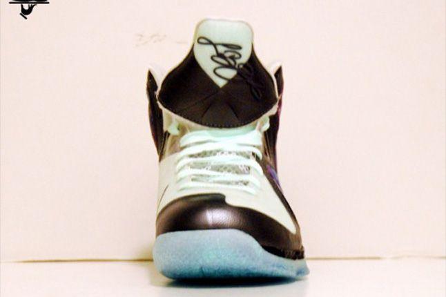 Nike Lebron 9 Brightest Galaxy Customs Gourmet Kickz 11 1