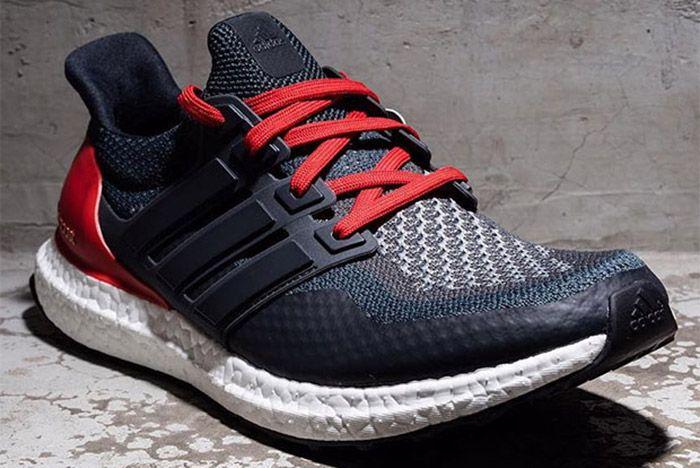 Adidas Ultra Boost Atr Navy Red 2