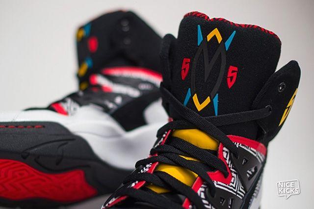 Adidas Mutombo 4