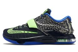 Nike Kd 7 Black Green Blue 2