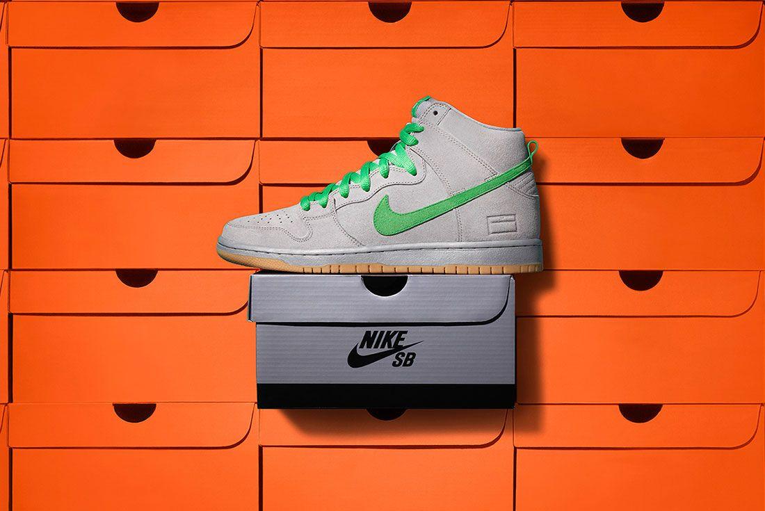 Nike Dunk High Sb 10
