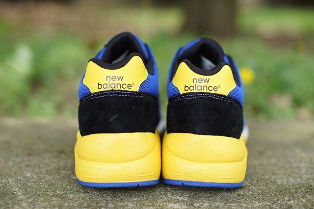New Balance 580 Blue Yellow 2