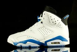 Air Jordan 6 Sport Blue Dp