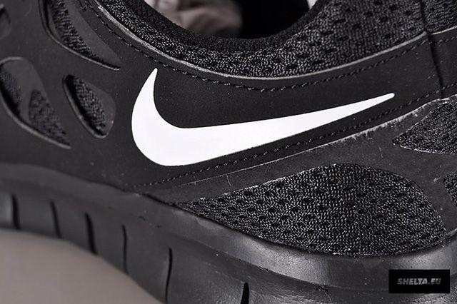 Nike Free Run 2 Blackout 5