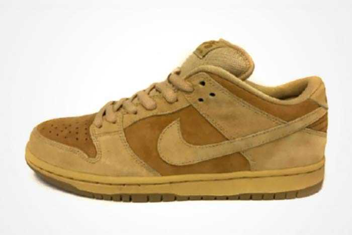 Nike Sb Dunk Low Reverse Wheat1 1