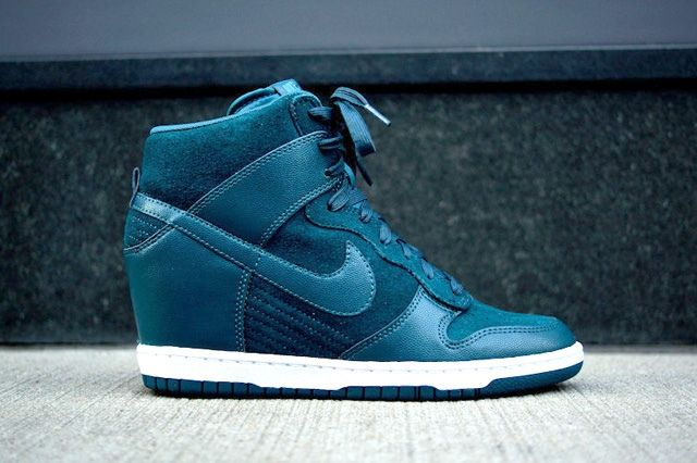Nike Wmns Dunk Sky Hi Fall Delivery 7
