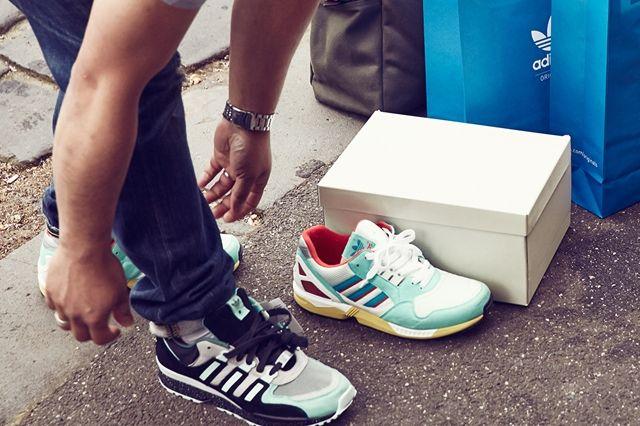 Sneaker Freaker Adidas Torsion Integral S Launch 17