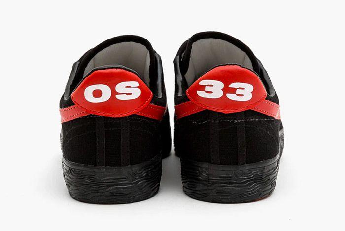 Wos33 Warrior Sneaker 6