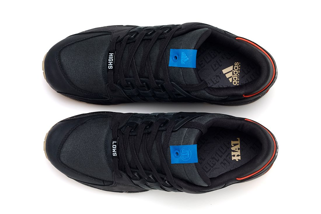Highs And Lows X Adidas Eqt Support 93 Interceptor24