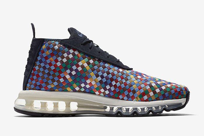 Nike Air Max Woven Boot Multicolour 4