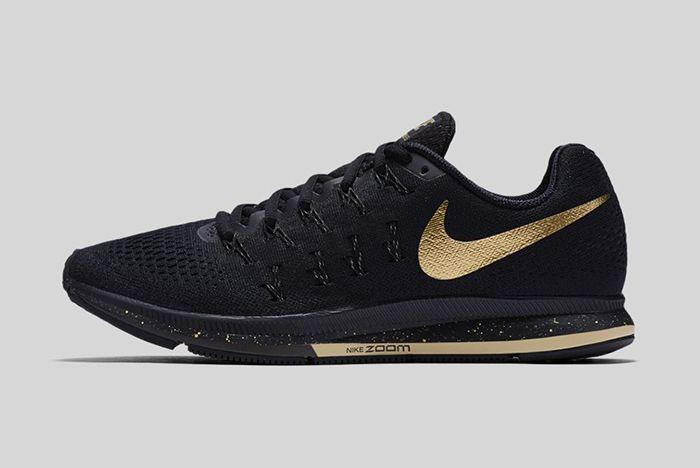 Nike Running Black Gold Pack2