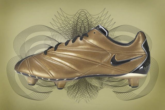 Timeline Nike Mercurial Boots 10