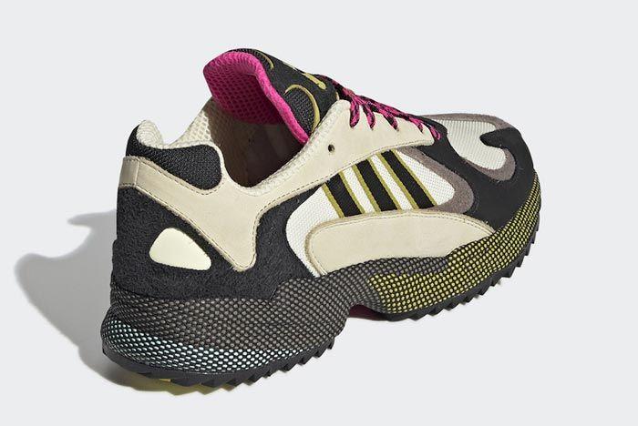 Adidas Yung 1 Trail Pink Back