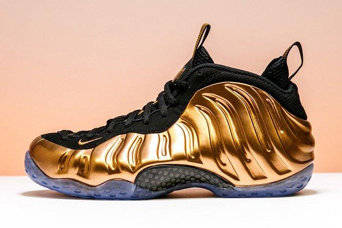 Nike Air Foamposite One Copper Copper 5