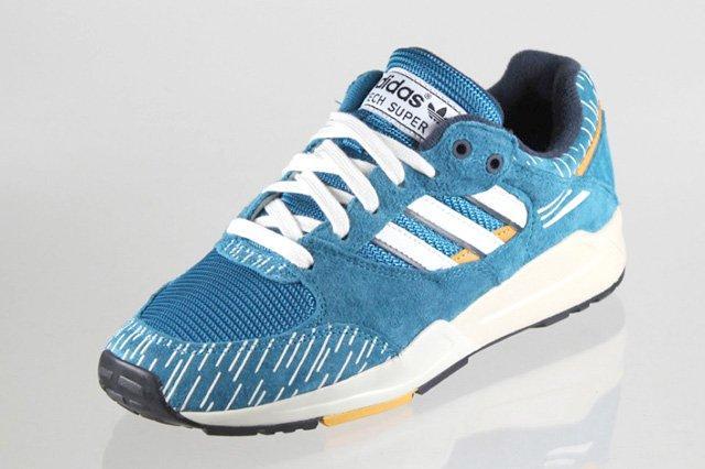 Adidas Tech Super Blue Her0 Legend Ink 51