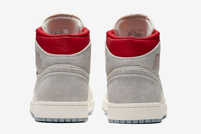 Sneakersnstuff Air Jordan 1 Mid Heel