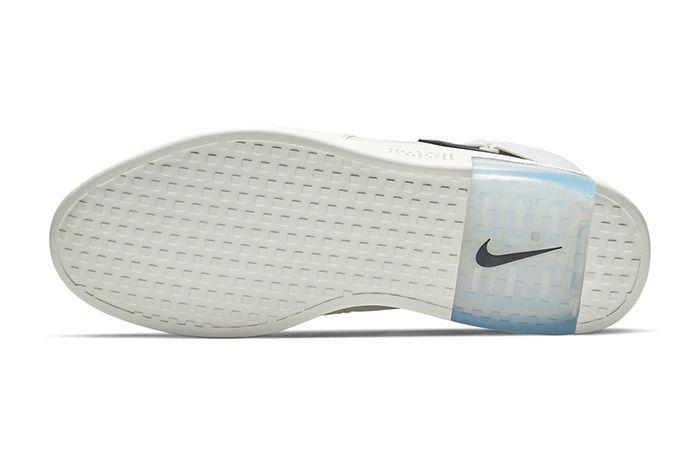 Nike Air Fear Of God 180 Light Bone Official 6