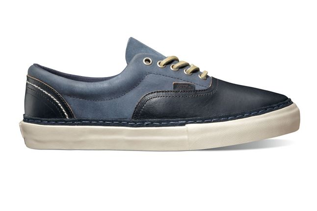 Vault By Vans X Horween Era Hw Lx Navy Fall 2012 1