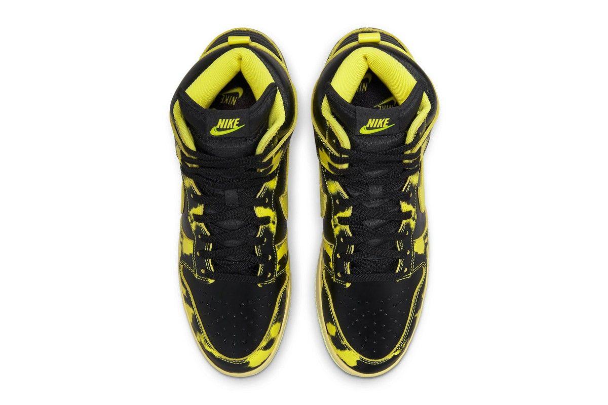 Nike Dunk High 1985 Acid Wash