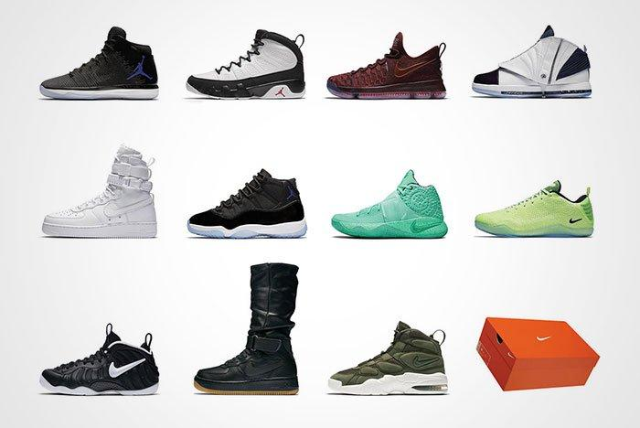 Nike 12 Soles Collection Thumb