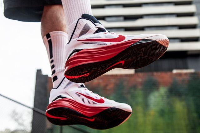 Nike Hyperdunk 2014 Foot Locker White 3