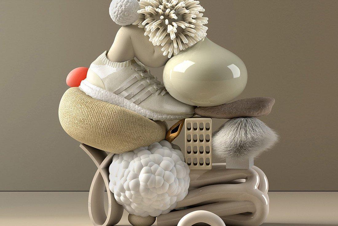 Sneakersnstuff Adidas Eqt Materials Pack 7