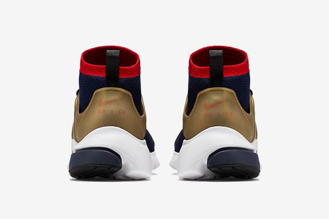 Nike Air Presto Usa 7