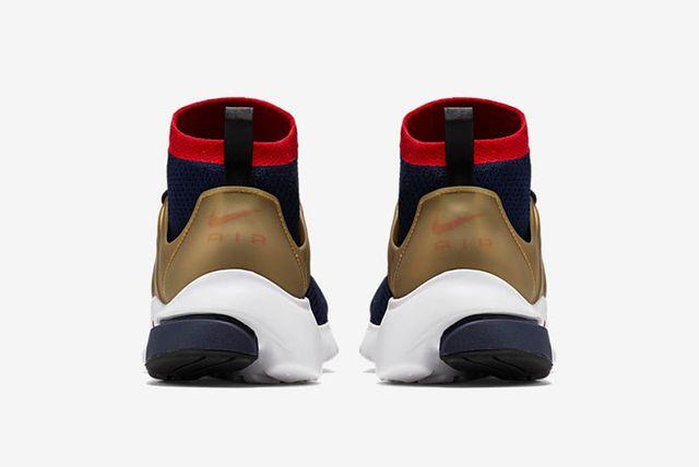 Nike Air Presto (Olympic Edition) - Sneaker Freaker