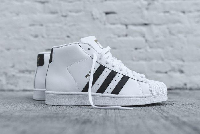 Adidas Originals Pro Model Og White Black 1