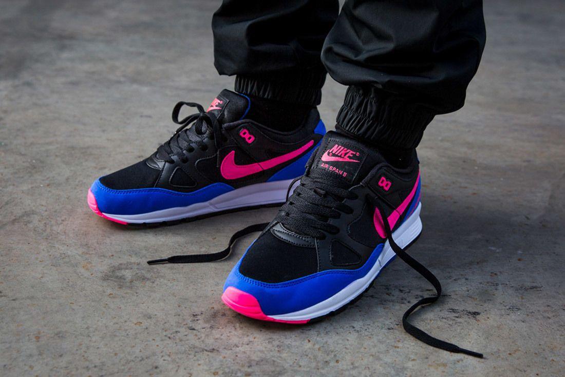 Nike Air Span Ii 2 New Colourways 2018 Sneaker Freaker 3