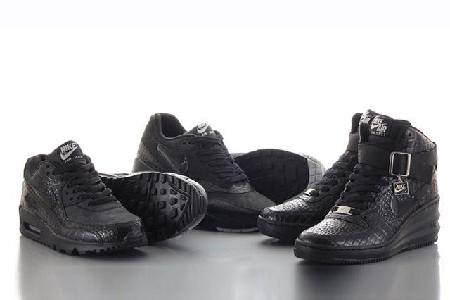 Nike Sportswear Black Croc Pack 700X357
