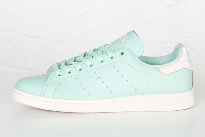Adidas Stan Smith Frozen Green 6