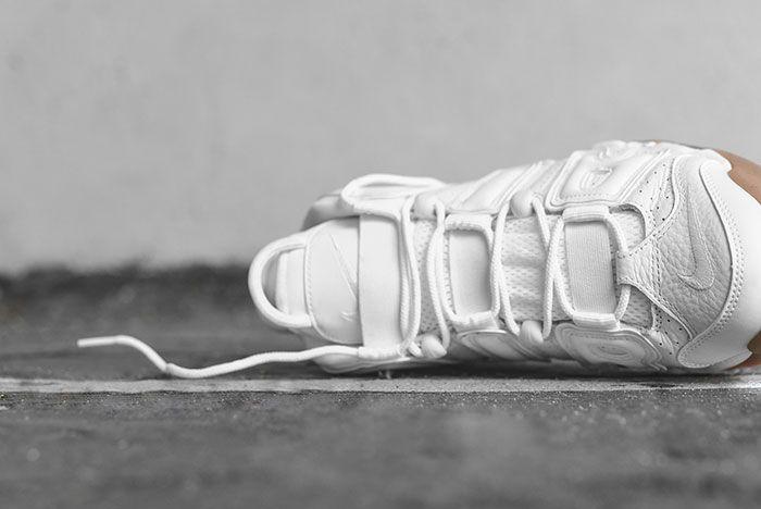 Nike Air More Uptempo Whitegum 6