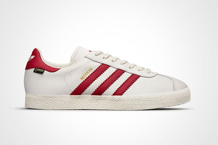 Adidas Gazzelle Gtx City Pack White Red Moskva Thumb