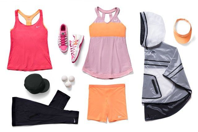 French Open Pack Feature Wmns Maria