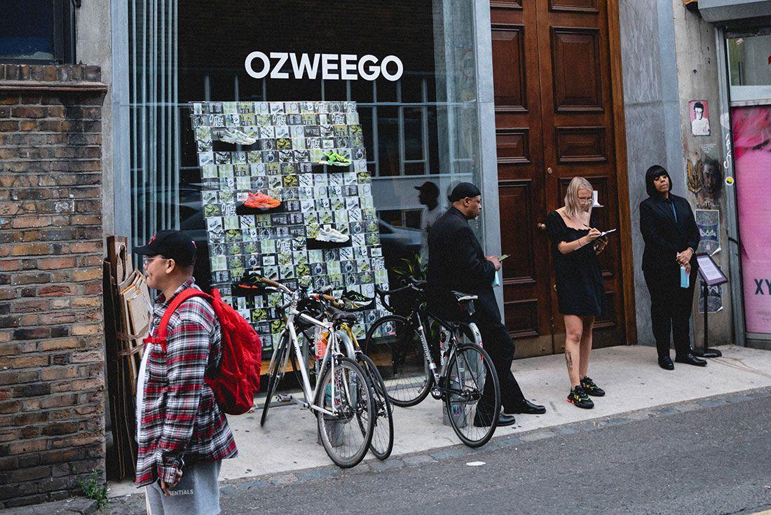 Adidas Ozweego 2019 Sneaker Freaker London Launch Crowd Shot10