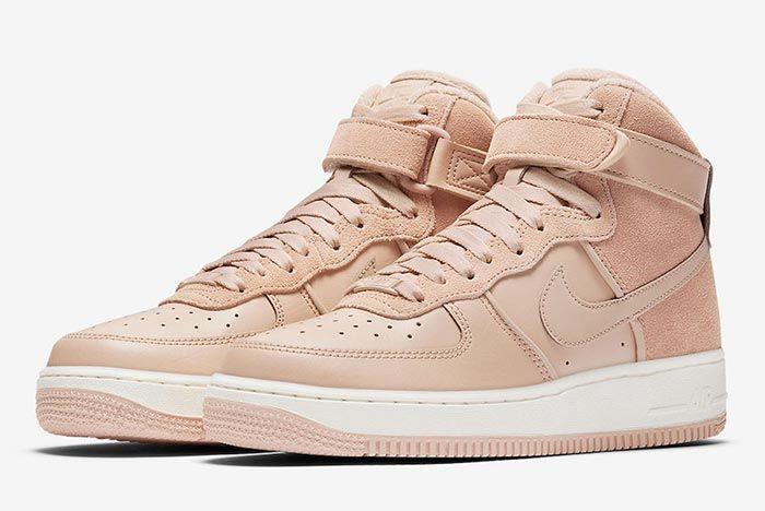 Nike Air Force 1 High Bio Biege 2