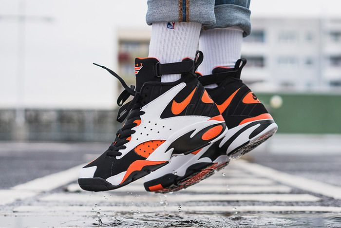 Nike Air Maestro Ii Rush Orange 6