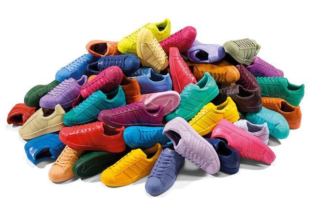 Adidas Superstar Supercolor Full Range 21